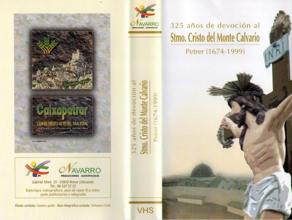 ElCristo - 300 325 Aniversario - Carátula Vídeo 325 aniversario