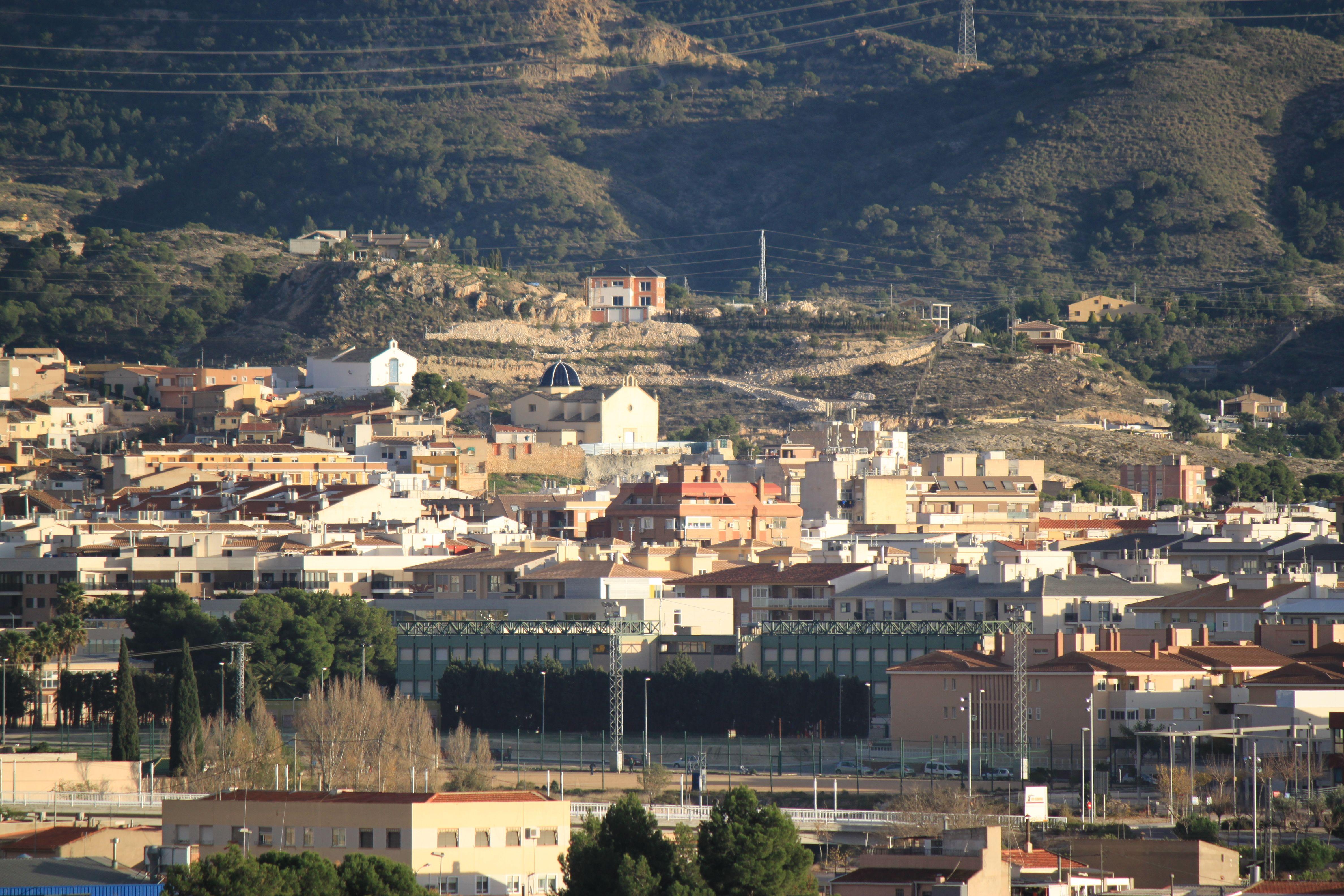 ElCristo - La Ermita - Fotografía - Año 16-12-2012