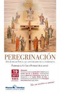 ElCristo - Misas y Actos - 2015 - 12 - 19 Peregrinación