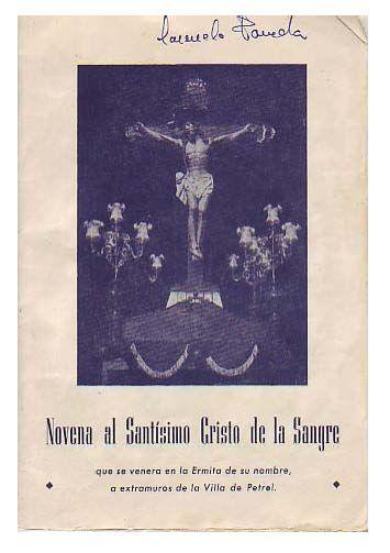 ElCristo - Oraciones - Año 1952 - Novena_Página_01