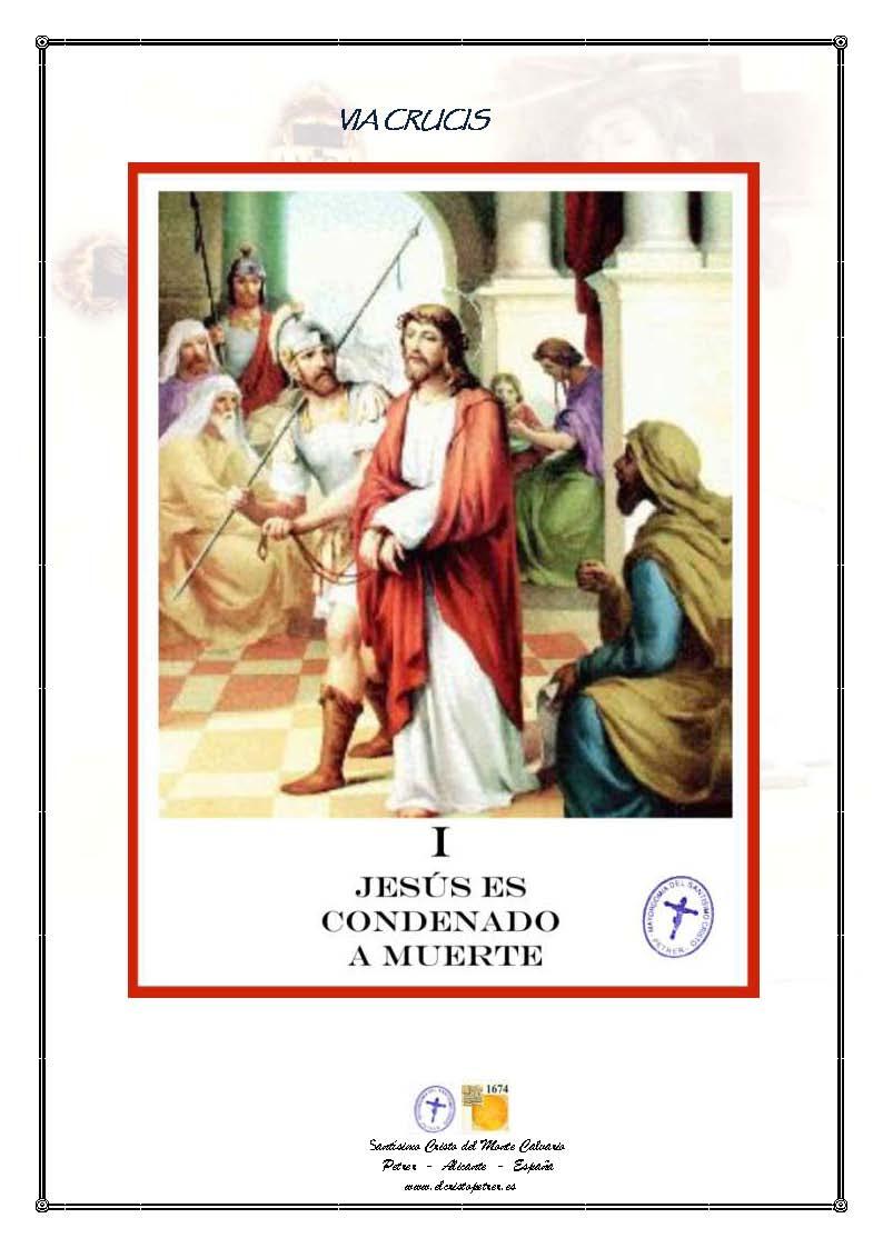 ElCristo - Oraciones - Iglesia - Iglesia - VIA CRUCIS ESTANDARTE_Página_01