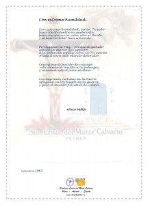 ElCristo - Poesias - Molla, Paco - Revista xxxx - Con extrema humildad