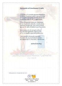 ElCristo - Poesias - Sanchiz, Gabriel - Revista 2015 - Serenata al Sto