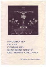 ElCristo - Revista - Portada Año 1962
