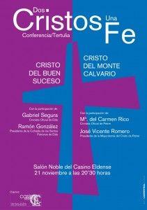 ElCristo - Actos - Dos Cristos Una FE - Cartel - (01)