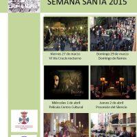 ElCristo – Historia – Documentos – (2015-03-27) – Cartel VI Vía-Crucis nocturno