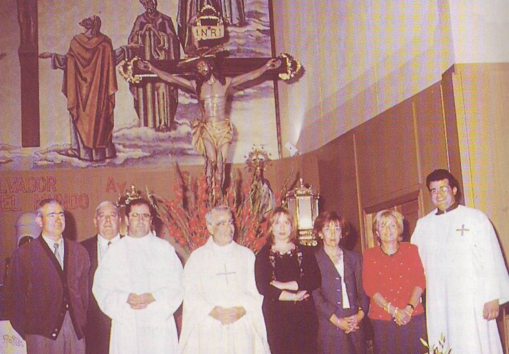 ElCristo - Historia - Mayordomia - 1999 (Archivo 325 aniversario)