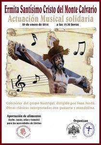 ElCristo - Misas y Actos - 2016-01-29 - Actuación Musical
