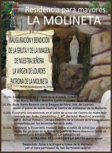 ElCristo - Misas y Actos - 2016-02-13 - Virgen de Lourdes, La Molineta