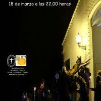 ElCristo – Misas y Actos – 2016-03-18 – VII Via Crucis Nocturno