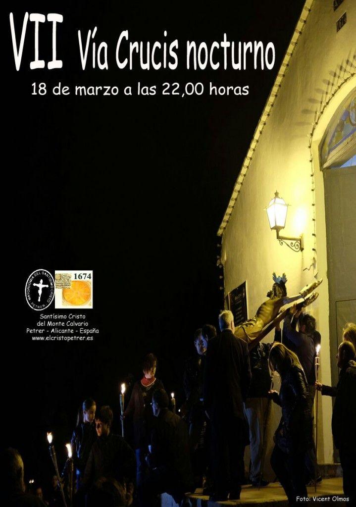 ElCristo - Misas y Actos - 2016-03-18 - VII Via Crucis Nocturno