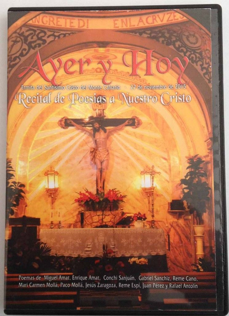 ElCristo - Tienda - DVD Recital Ayer y Hoy - (2015-11-27)