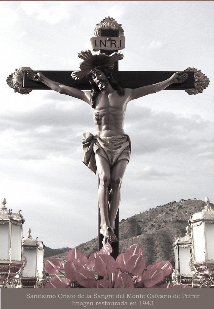 ElCristo - Historia - Fotografía - Imagen CRISTO 1943