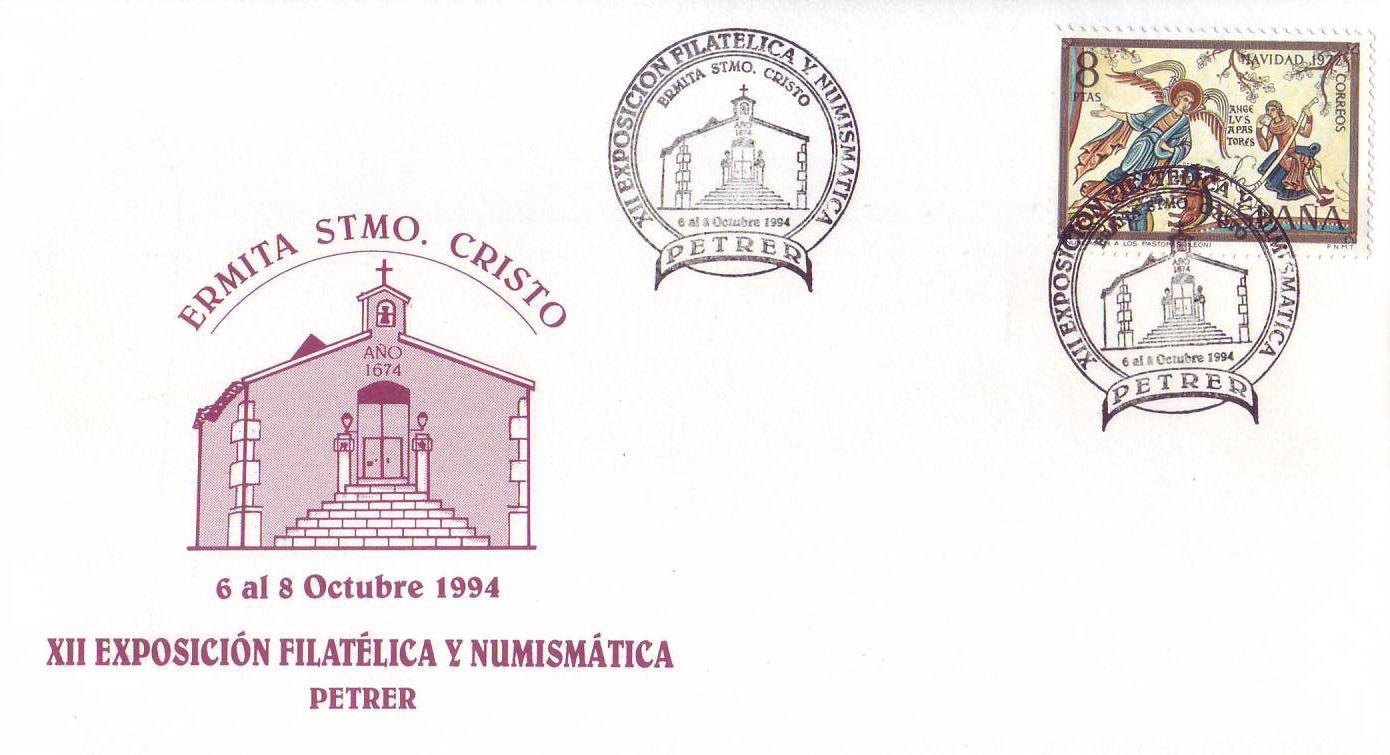 ElCristo - Historia - Sobre Matasello 320 Aniversario - (1994-10-06) - Cristo A