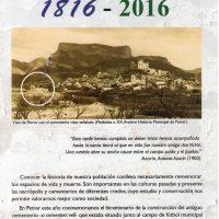 ElCristo – Historia – Documentos – (2016) – II Centenario Cementerio – (1816-2016)