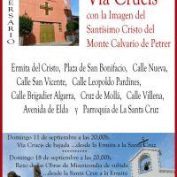 ElCristo – Historia – Documentos – (2016-09-11) – Via Crucis – 50 Anv.Parroquia La Santa Cruz