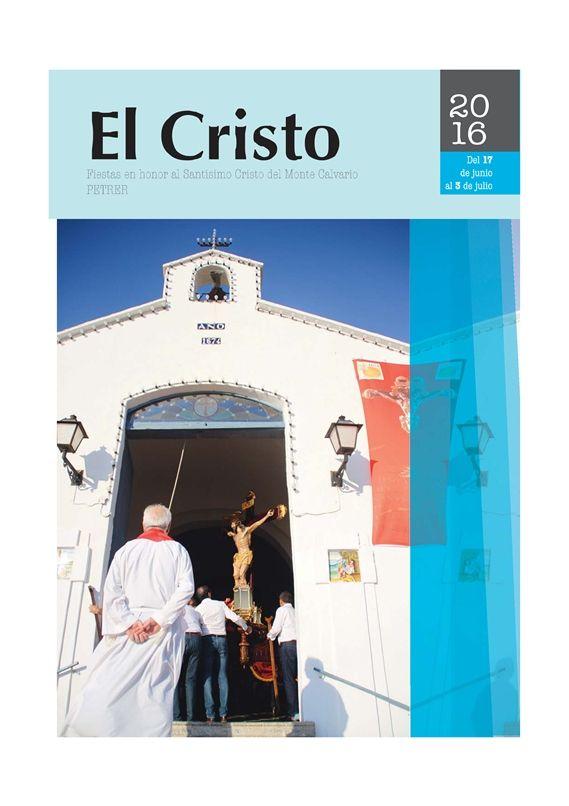 ElCristo - Revista - Portada Año 2016