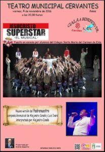 Gala Benéfica Jesucristo Superstar - Padrenuestro