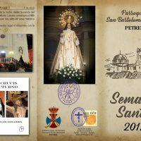 ElCristo – Historia – Documentos – (2017) – Tríptico Semana Santa – A