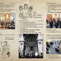 ElCristo – Historia – Documentos – (2017) – Tríptico Semana Santa – B