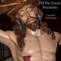 ElCristo – Misas y Actos – 2017-04-07 – VIII Via Crucis Nocturno