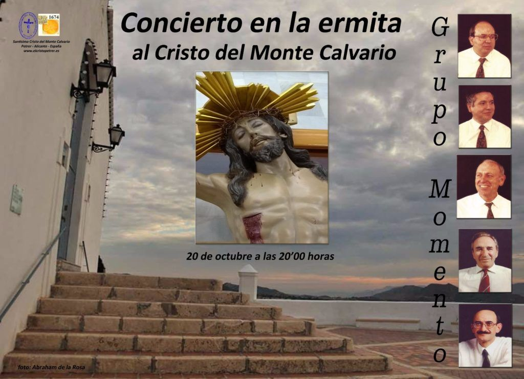 CONCIERTO Grupo MOMENTO