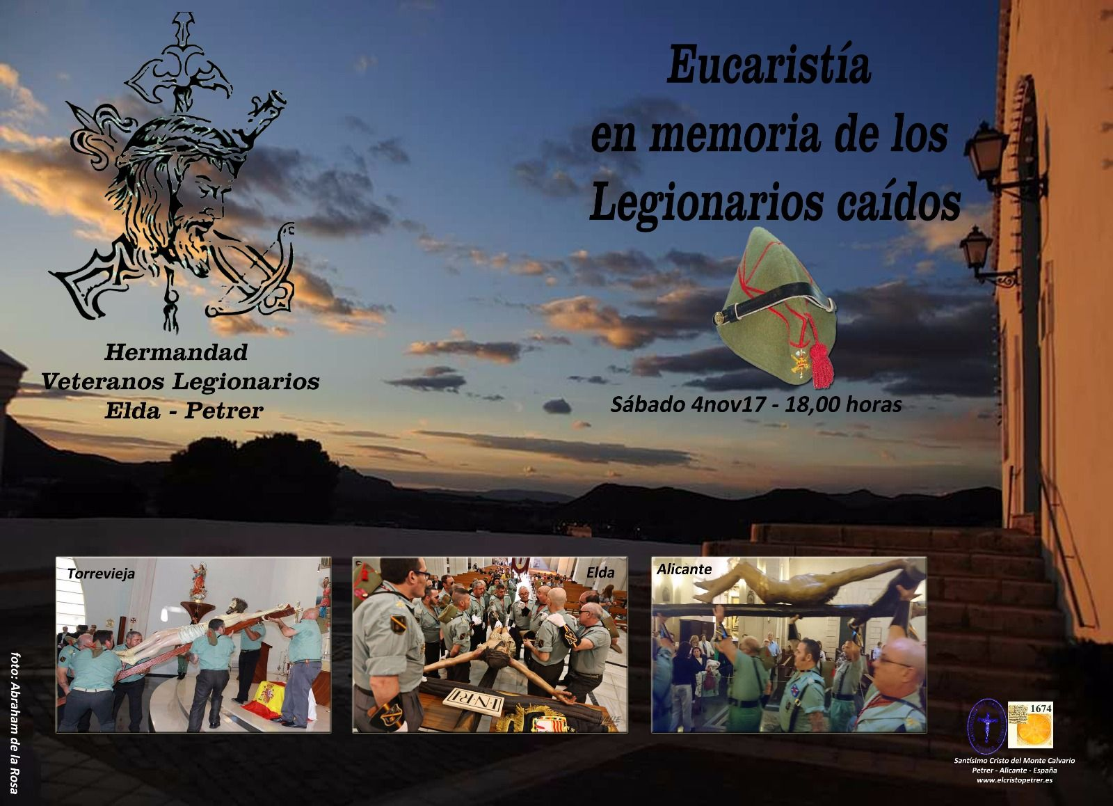 Eucaristía Legionaria