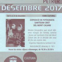 ElCristo – Actos – Exposicion Fotografica – (2017-12-06) – Agenda Cultural 1