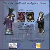 ElCristo – Misas y Actos – 2018-03-23 – II Via Crucis Jóvenes