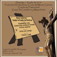 ElCristo – Historia – Documentos – (2018) – Fiestas de El CRISTO – Comida fraternidad
