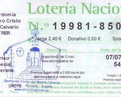 ElCristo – Loteria – Vacaciones 2018 – Papeleta (01)