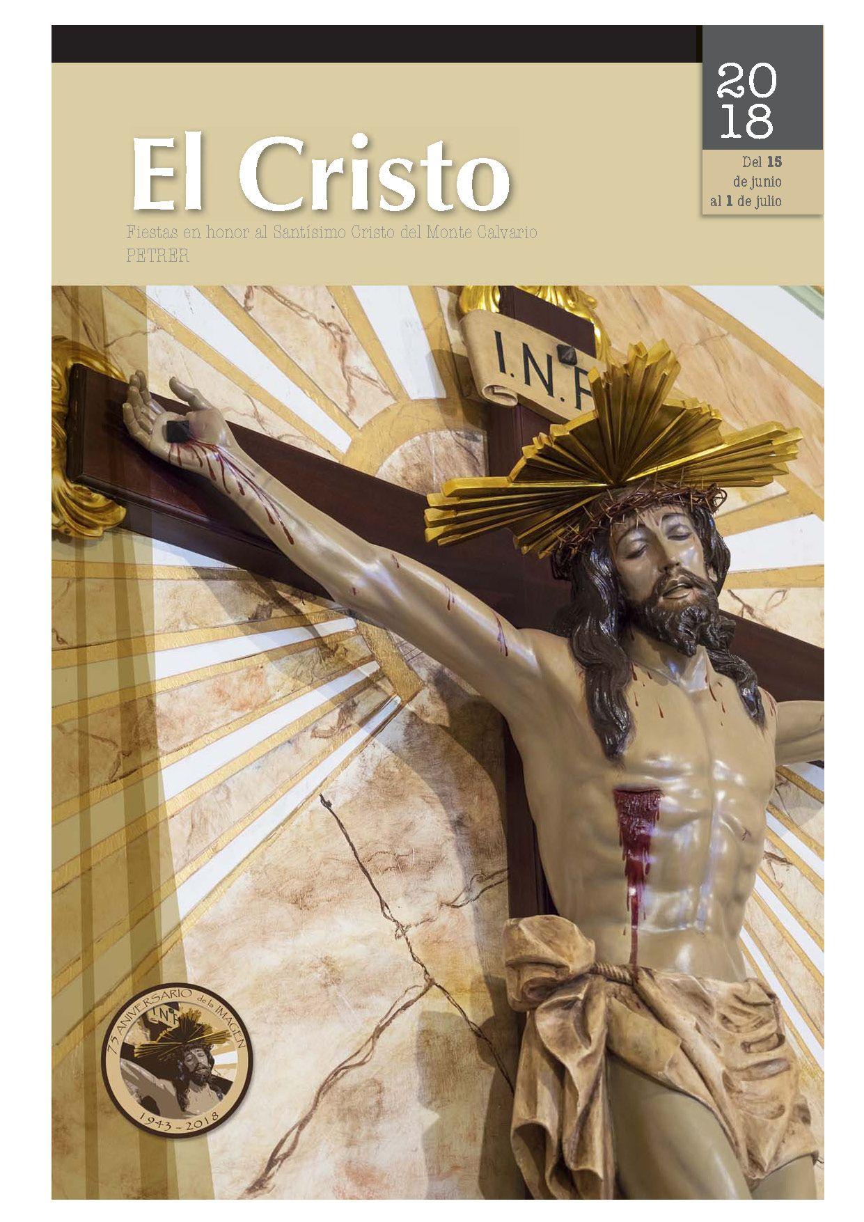 ElCristo - Revista - Portada Año 2017