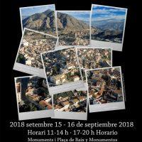 ElCristo – Agenda – Jornadas de Patrimonio – (2018-09-15)