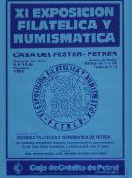Año 1993 – XI Exposición Filatélica