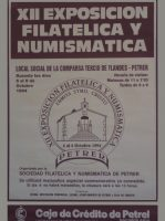 Año 1994 – XII Exposición Filatélica