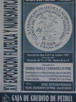 Año 1997 – XV Exposición Filatélica