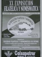 Año 2002 – XX Exposición Filatélica