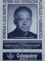Año 2006 – XXIV Exposición Filatélica