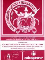 Año 2017 – XXXV Exposición Filatélica