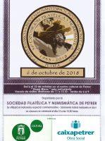 Año 2018 – XXXVI Exposición Filatélica