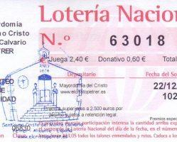 ElCristo – Loteria – Navidad 2018 – Papeleta (01)