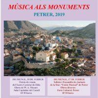 ElCristo – Actos – I Festival Musica Camara – (2019-02-24) – Cartel