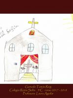 ElCristo – Educación – Curso 2017-2018 – Reina sofía – 3ºC – GonzaloTomás Reig