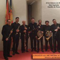 ElCristo – Actos – I Festival Musica Camara – (2019-02-10) – Castillo