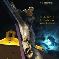 ElCristo – Historia – Documentos – (2019-03-12) – Cartel X Vía-Crucis nocturno