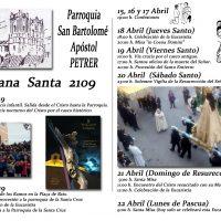 ElCristo – Historia – Documentos – (2019) – Diptico Semana Santa