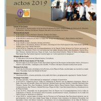 ElCristo – Actos – Fiestas 2019 – Guion