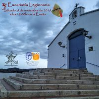 ElCristo – Actos – Eucaristia Legionaria – (2019-11-09) – Cartel