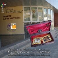 ElCristo – Actos – Escapulario La Molineta – (2019-12-14) – Cartel