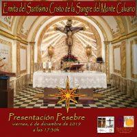 ElCristo – Actos – Presentacion Pesebre – (2019-12-06) – Cartel